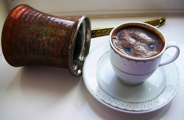 ターキッシュコーヒー