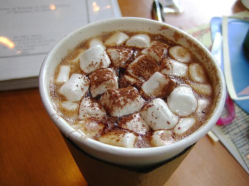 Marshmallow-Coffee