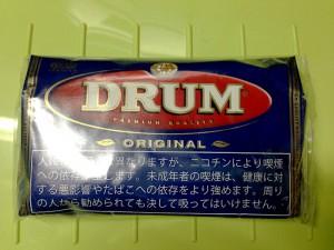 手巻きタバコ ドラム