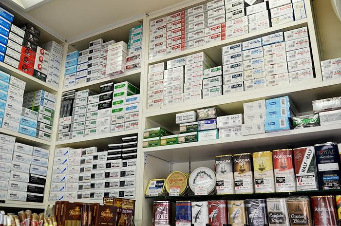 越後屋たばこ店