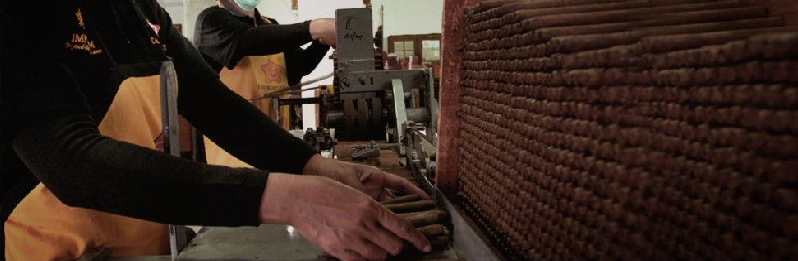 How to make The Indonesian Cigars