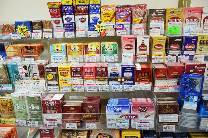 [インドネシア産タバコ取扱店舗] シンコウ商事 [東京都新宿区]