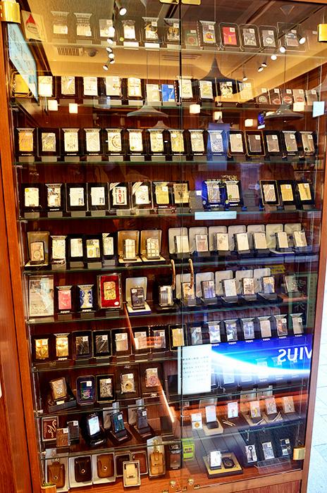 [インドネシア産タバコ取扱店舗] ヒュミドール スギシマ [横浜市中区]