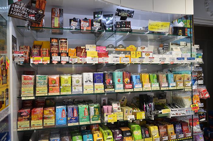 [インドネシア産タバコ取扱店舗] タバコショップ ハヤサキ [大阪市中央区]