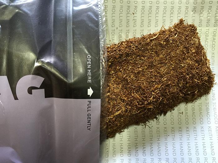 タバコ輸入業者がオススメする手巻きタバコ(シャグ)レビュー『 キース・ジャパンクラシック(KEITH)』