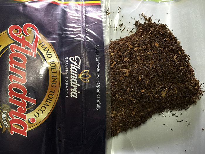 タバコ輸入業者がオススメする手巻きタバコ(シャグ)レビュー『 フランドリア・ベルジック(Flandria)』