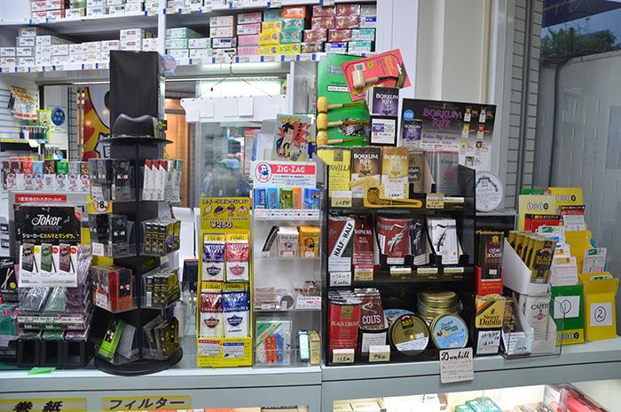 [インドネシア産タバコ取扱店舗] シャロン [大阪府八尾市]