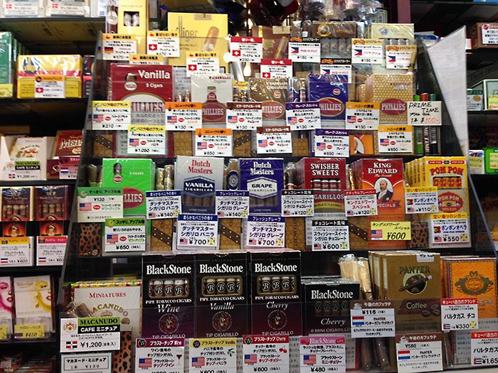 [インドネシア産タバコ取扱店舗] トンボヤ [大阪市北区]
