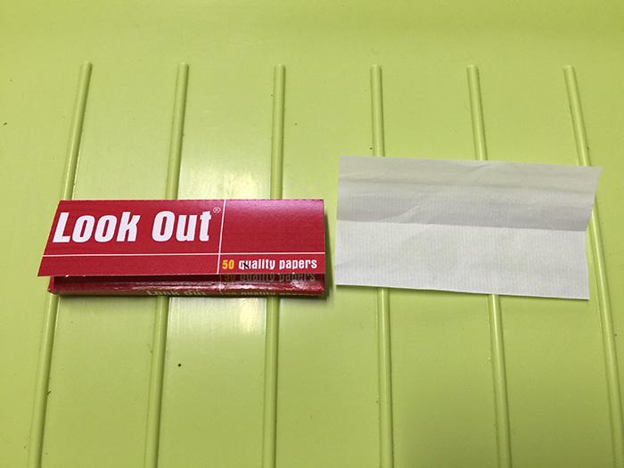 タバコ輸入業者がオススメする手巻きタバコ(シャグ)レビュー『 ルックアウト・クラシック(LOOK OUT)』