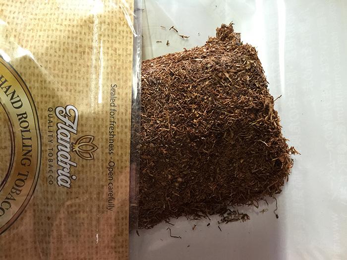 タバコ輸入業者がオススメする手巻きタバコ(シャグ)レビュー『 フランドリア・ナチュラル(Flandria)』