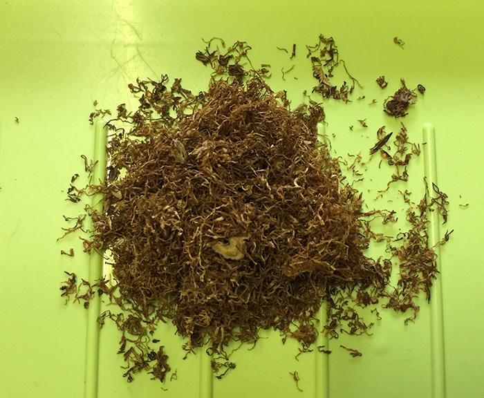 タバコ輸入業者がオススメする手巻きタバコ(シャグ)レビュー『 ペペリッチ・グリーン(Pepe RICH GREEN)』