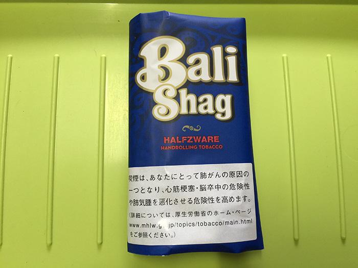 タバコ輸入業者がオススメする手巻きタバコ(シャグ)レビュー『 バリシャグ・ハーフスワレ(Bali Syag)』