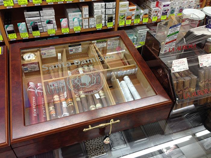 [インドネシア産タバコ取扱店舗] 杉山たばこ店 [静岡県静岡市]