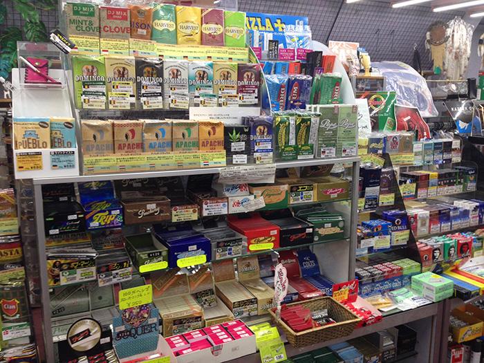 [インドネシア産タバコ取扱店舗] 浜松たばこセンターやしま [静岡県浜松市]