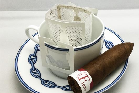 タバコ コーヒー