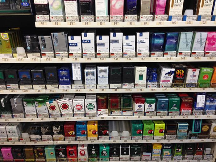 [インドネシア産タバコ取扱店舗] 西牧昭文堂 [兵庫県尼崎市]