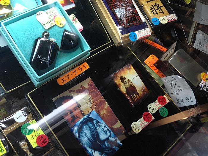 [インドネシア産タバコ取扱店舗] ジッポーワールド・ナカムラ [大阪市北区]