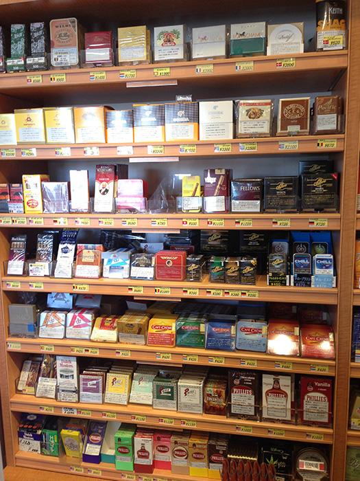 [インドネシア産タバコ取扱店舗] たばこセンター米田 [奈良県御所市]