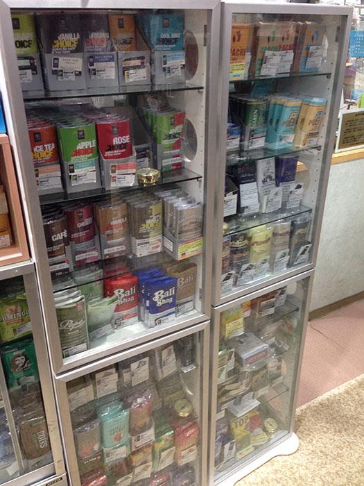 [インドネシア産タバコ取扱店舗] 津田薬局 [福岡市西区]