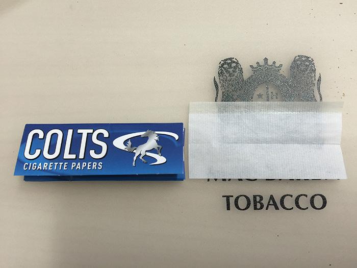 タバコ輸入業者がオススメする手巻きタバコ(シャグ)レビュー『コルツ・ライチ(COLTS LYCHEE)』