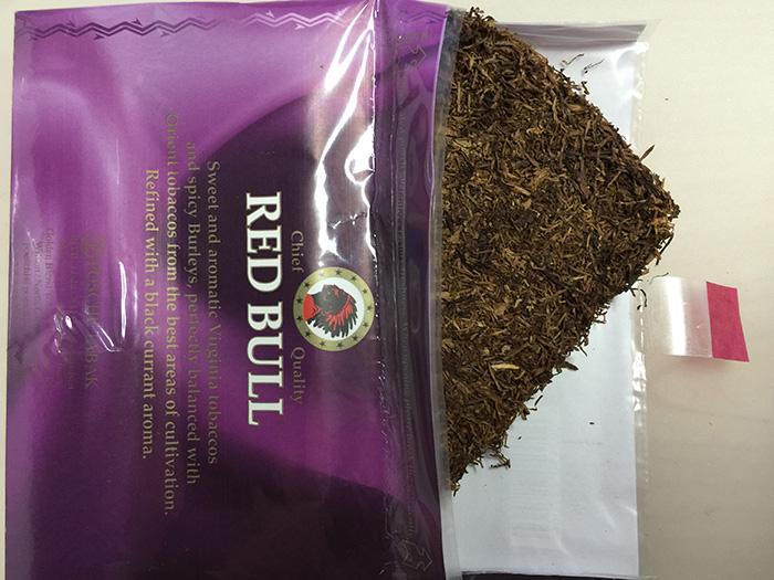 タバコ輸入業者がオススメする手巻きタバコ(シャグ)レビュー『 レッドブル・ブラックカラント(RED BULL)』