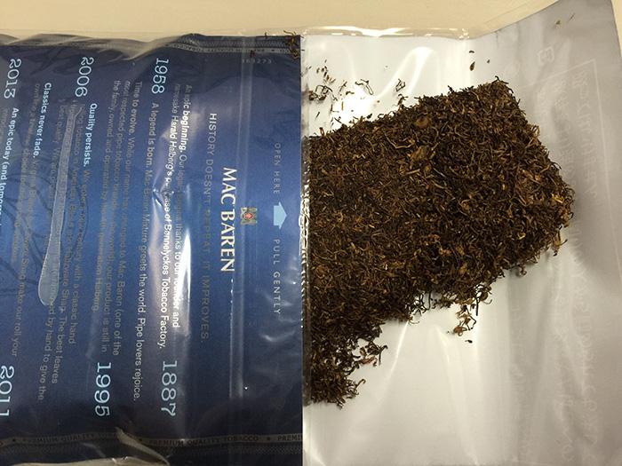 『 マックバレン・ハーフスワレ(MAC BAREN)』タバコ輸入業者がオススメする手巻きタバコ(シャグ)レビュー