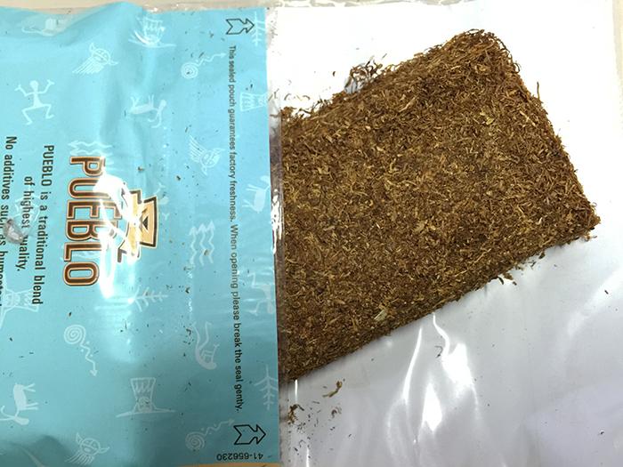 『 プエブロ・ナチュラル・ブルー(PUEBLO)』タバコ輸入業者がオススメする手巻きタバコ(シャグ)レビュー