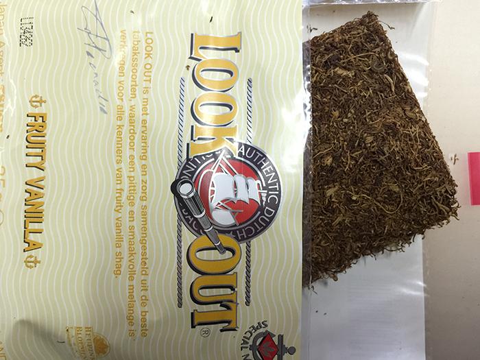 『 ルックアウト・フルーティーバニラ(LOOK OUT)』タバコ輸入業者がオススメする手巻きタバコ(シャグ)レビュー