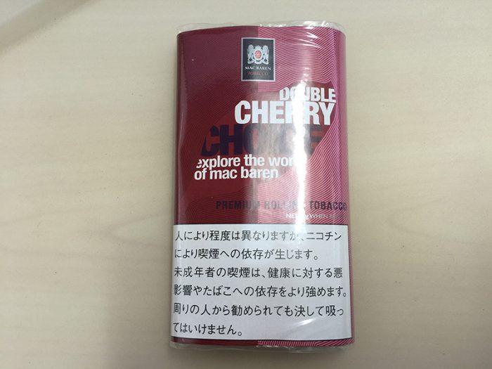 『 チョイス・ダブルチェリー(CHOICE)』タバコ輸入業者がオススメする手巻きタバコ(シャグ)レビュー