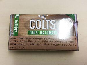 『コルツ・ナチュラル(COLTS)』タバコ輸入業者がオススメする手巻きタバコ(シャグ)レビュー