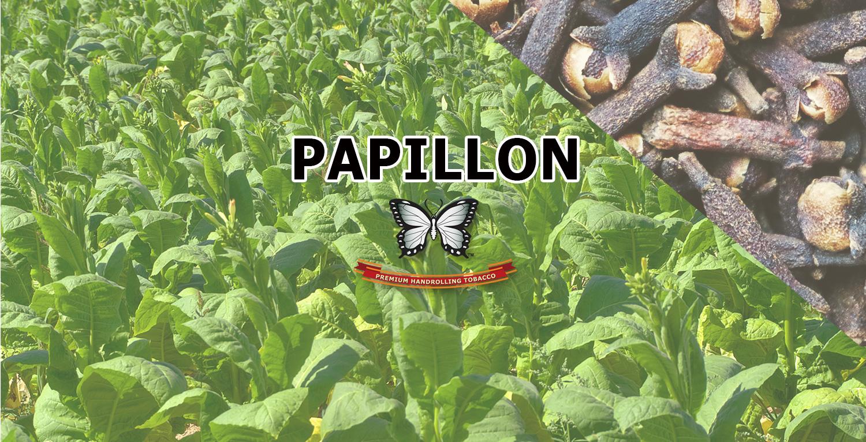 インドネシア産手巻きタバコPAPILLON(パピヨン)